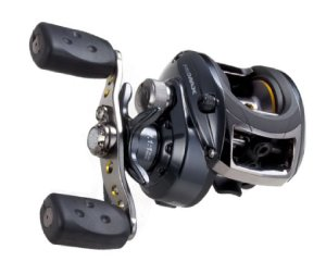 Abu Garcia Pro Max Low Profile Baitcast Reel (12-Pound/145-Yard)