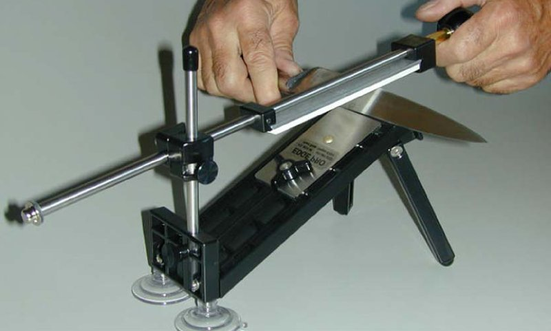Knife Sharpening System, apex knife sharpener
