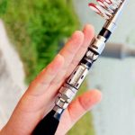 Dyna-Living Mini Fishing Rod