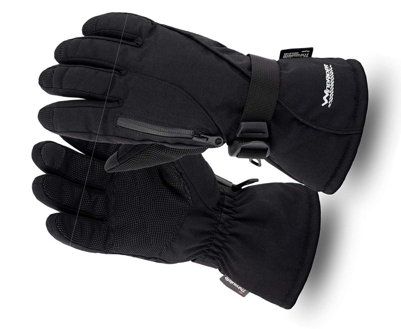 Rugged Waterproof Winter Gloves