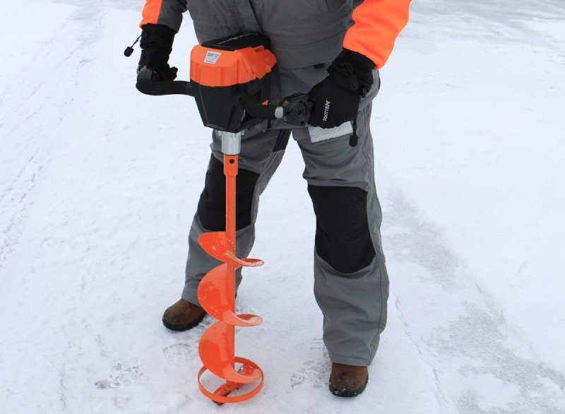 Electric Ice Auger Review