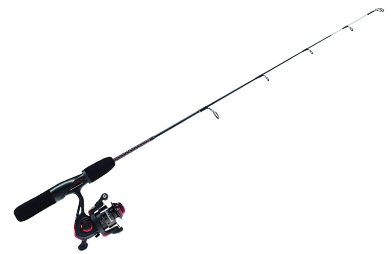 Shakespeare Ugly Stik GX2 Ice Fishing Reel & Rod Combo
