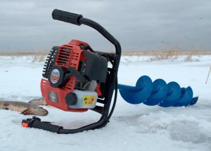 Best Gas-Powered Ice Augers