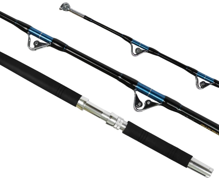 Fiblink Saltwater Offshore Heavy Trolling Fishing Rod Review